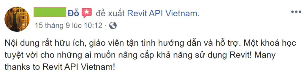 Lập trình Revit API
